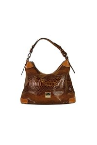 Dooney & Bourke Embossed Hobo Bag