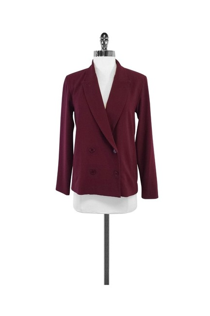 Rodebjer Double Breasted Maroon Jacket