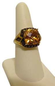 Technibond Technibond Orange Citrine Ring size 7