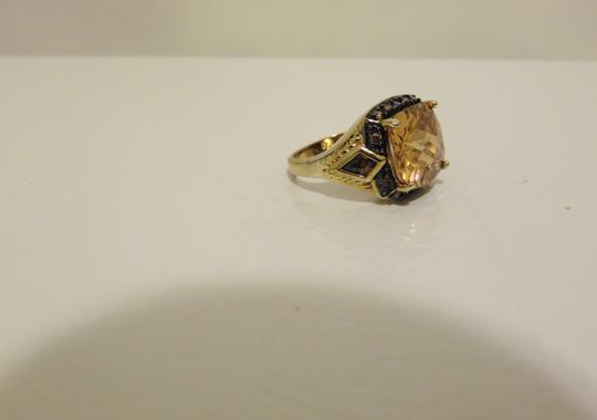 Technibond Technibond Orange Citrine Ring size 7 Image 10