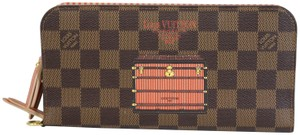 Louis Vuitton Louis Vuitton Damier Ebene Trunks & Locks Insolite Wallet