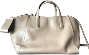 GERARD DAREL Shoulder Visconti Collection Tote in taupe