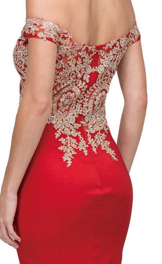 Preload https://img-static.tradesy.com/item/22994698/red-taffeta-exquisite-lace-applique-low-high-layer-skirt-mermaid-long-gown-formal-bridesmaidmob-dres-0-0-540-540.jpg
