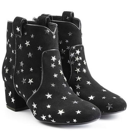 Preload https://img-static.tradesy.com/item/22994891/laurence-dacade-black-silver-star-bootsbooties-size-eu-39-approx-us-9-regular-m-b-0-0-540-540.jpg
