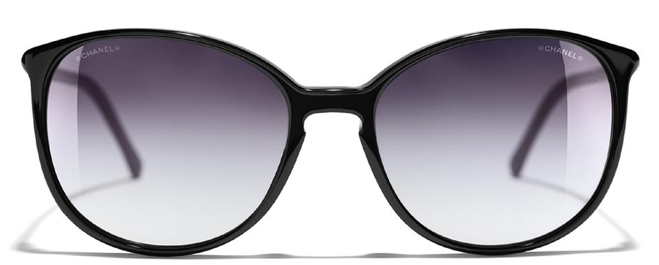 09910d9450c78 Chanel 5278 501 S6 Butterfly Spring Acetate Sunglasses - Tradesy