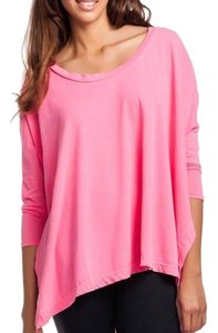 LNA T Shirt Hot pink