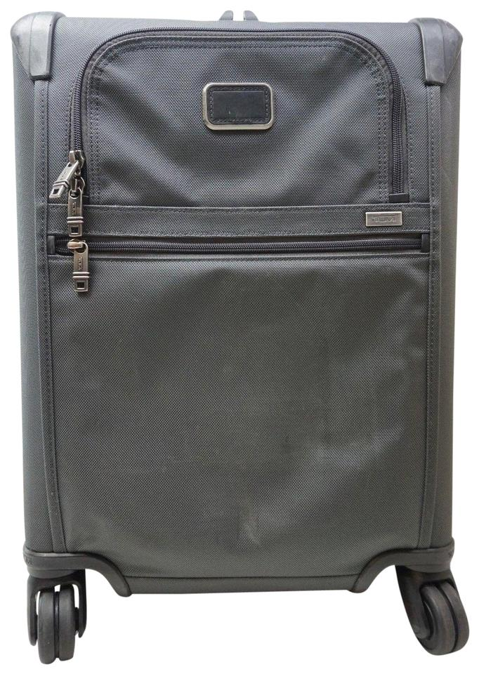 b9154fe97 Tumi Alpha 2 Continental Zip Expandable Carry-on 22061gr2 Suitcase ...