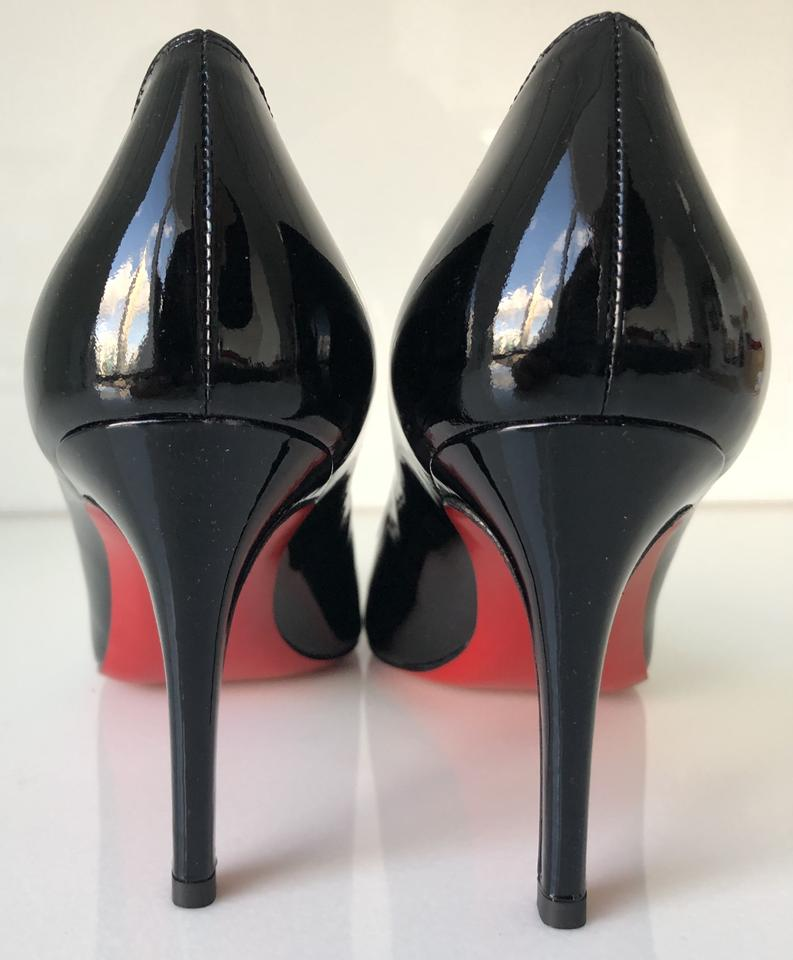 a8a5f507815b Louboutin Uk Mens Ebay Round Toe Pumps For Women