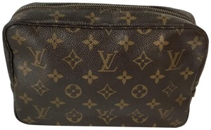 Louis Vuitton Louis Vuitton 1988 Vintage Monogram Trousse Toilette 23