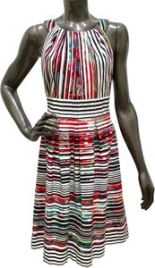 Nine West short dress Multicolor Stripes Sundress on Tradesy