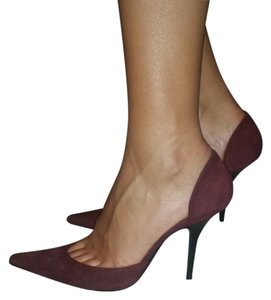 Pierre Hardy Oxblood Pumps