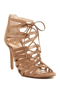 Vince Camuto Coyote Tan Sandals