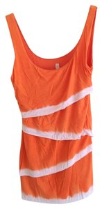 Bailey 44 T Shirt orange/white
