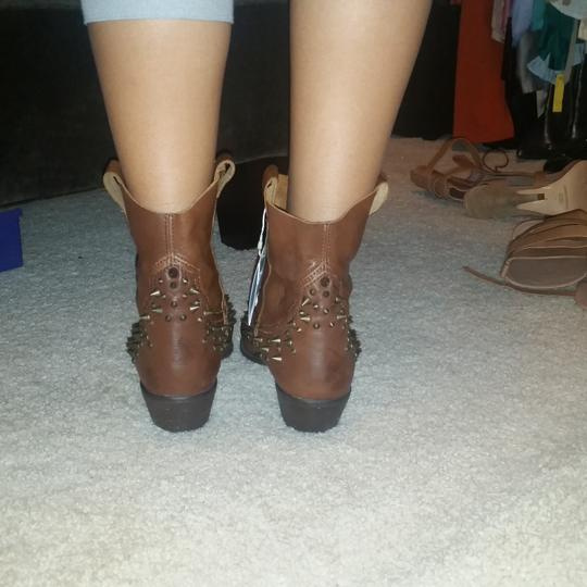 Zara Brown Boots