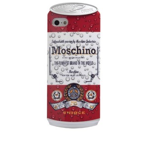 Moschino Beer Can iPhone 5/5S