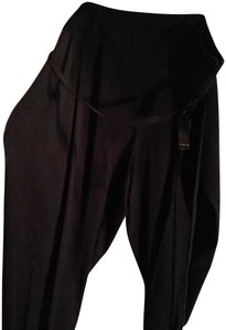 S&D Straight Pants Black