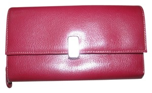 Liz Claiborne Red Clutch