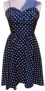 Pixley Polka Dot Vintage Summer Pinup Dress