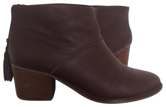 Item - Burgundy Laila In Boots/Booties Size US 9 Regular (M, B)