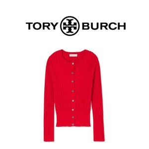 Tory Burch Cotton Cotton Knit Cardigan