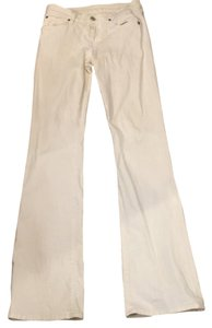 7 For All Mankind Boot Cut Jeans-Coated
