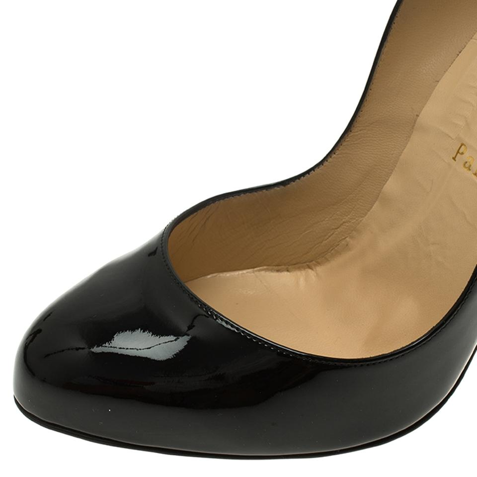 Christian Pumps Dolly Wawy Louboutin Black q7qwaO