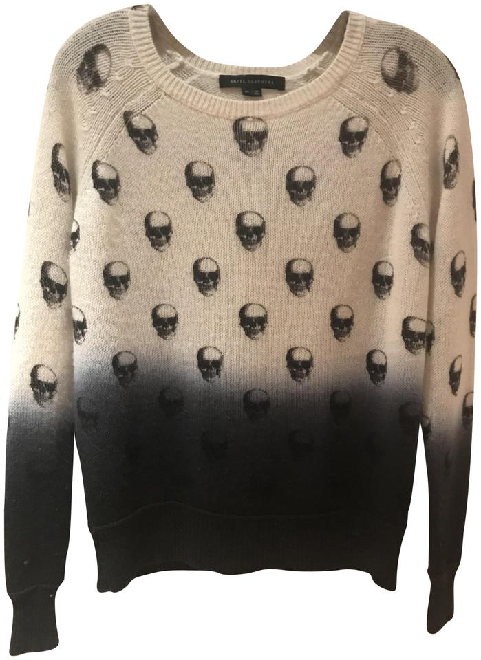 c0165b93d78 SKULL CASHMERE (BY 360 Cashmere) Sweater Image 0 ...