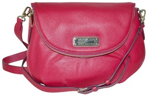 Marc by Marc Jacobs New Q Natasha Leather New Q Cross Body Bag