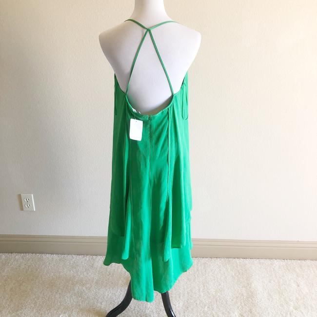 Rebecca Minkoff short dress green on Tradesy Image 3