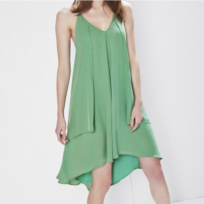 Rebecca Minkoff short dress green on Tradesy Image 4