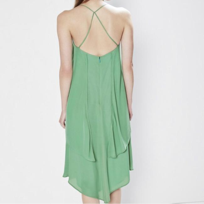Rebecca Minkoff short dress green on Tradesy Image 5