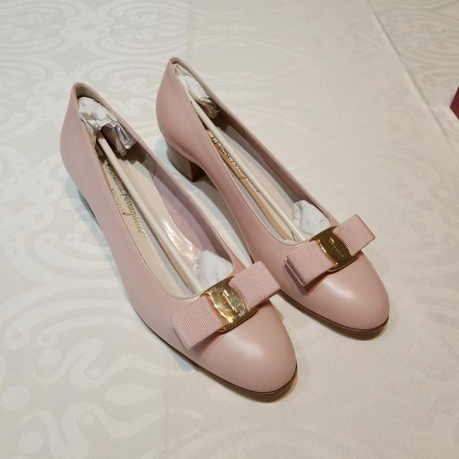 Item - Pink Calf. Vara 8.5aa Pumps Size US 8.5 Narrow (Aa, N)