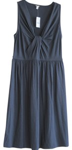 J.Crew short dress Dark Grey on Tradesy