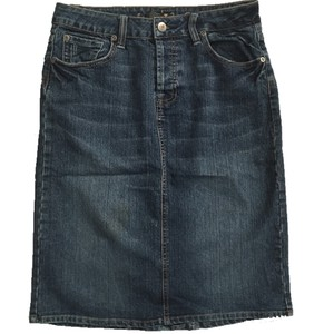 Arizona Jean Company Mini Skirt blue