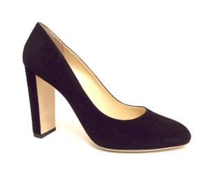 Jimmy Choo Lofty Heel Laria 42 Black Pumps