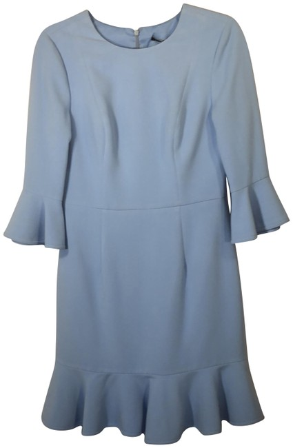 Item - Blue Brooklyn Mid-length Night Out Dress Size 8 (M)
