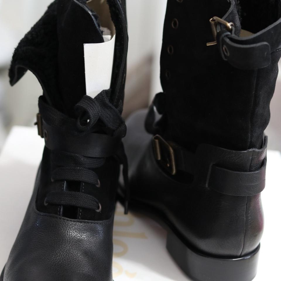 9bd4b389 Black Otto Boots/Booties