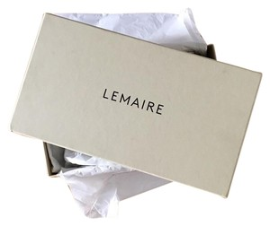 Lemaire Slippers Chic Black Flats