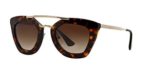 Prada Free 3 Day Shipping SPR 09Q 2AU6S1 New Oversized Cinema