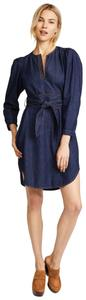 La Vie Rebecca Taylor Longsleeve Pocket Dress