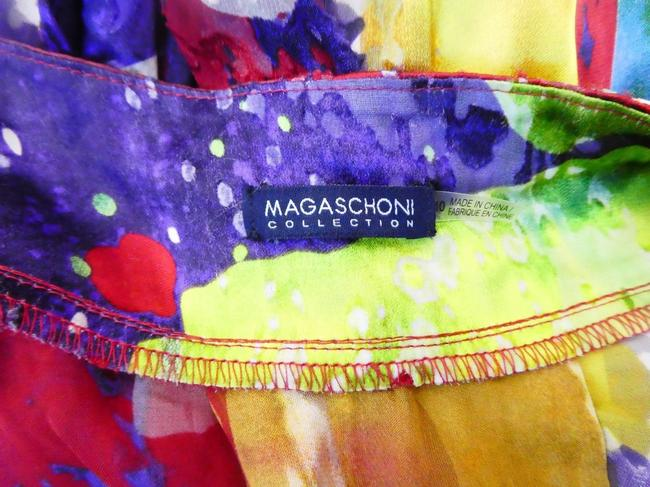 Magaschoni Top multi color Image 7