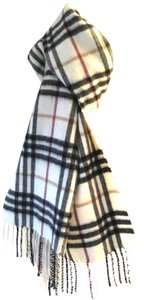 Burberry London Burberry Classic Check Cashmere Scarf
