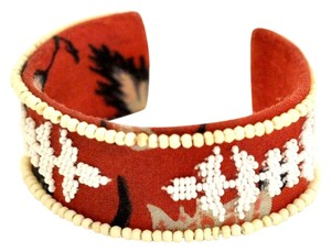 Isabel Marant Red Fresh Thick Cuff