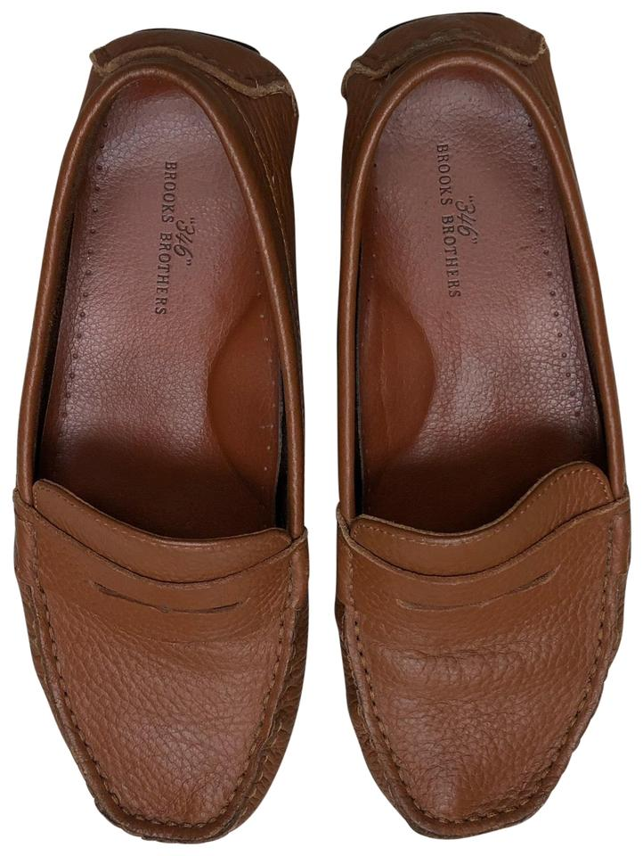 Brooks Brothers Women's Women's Women's Driving Penny Loafer Flats 6d28a1