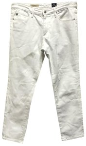 AG Adriano Goldschmied Jeans Skinny Pants White