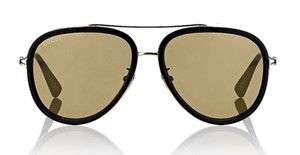Gucci Oversized Aviator GG 0062s 001 - FREE 3 DAY SHIPPING Large Aviator