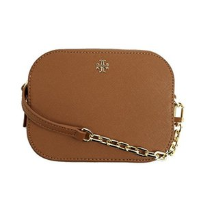 Tory Burch Chain Strap Messenger Robison Cross Body Bag