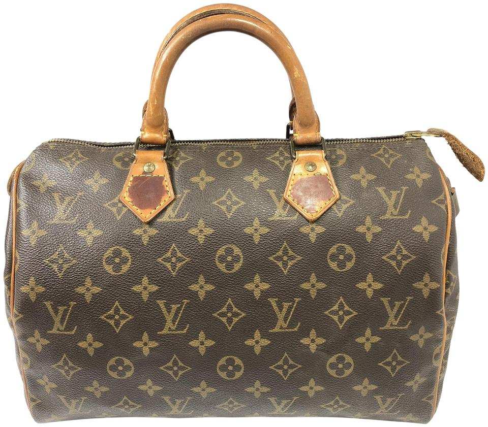 4087c882f705 Louis Vuitton Speedy Speedy 30 Speedy Satchel in Monogram Image 0 ...