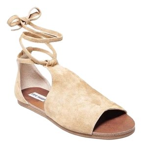 Steve Madden tan brown camel Sandals