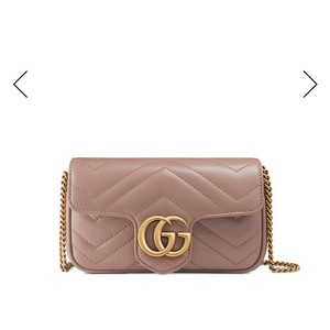 Gucci Marmont Marmont Belt Fanny Pack Cross Body Bag